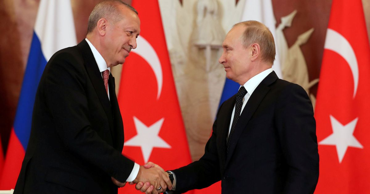 Opinion Turkey and Russian S400s: Erdogan Just Made a Strategic Blunder of Epic Proportions