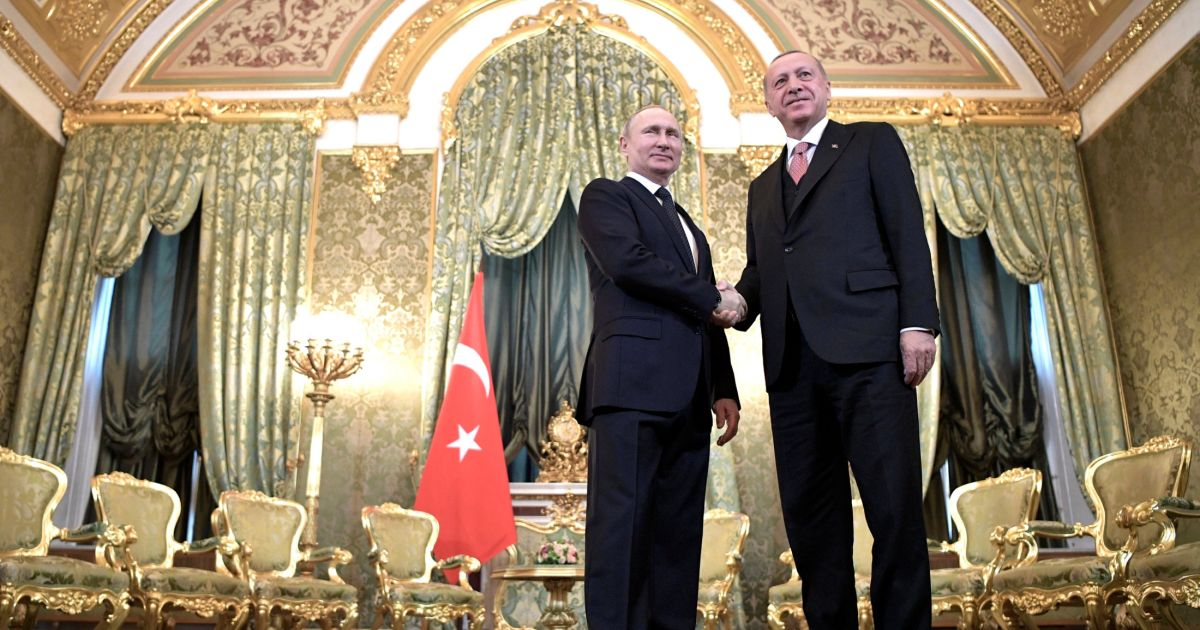 Analysis Into Putin's Arms: How a Failed Coup Turned Turkey Into NATO's Biggest Headache