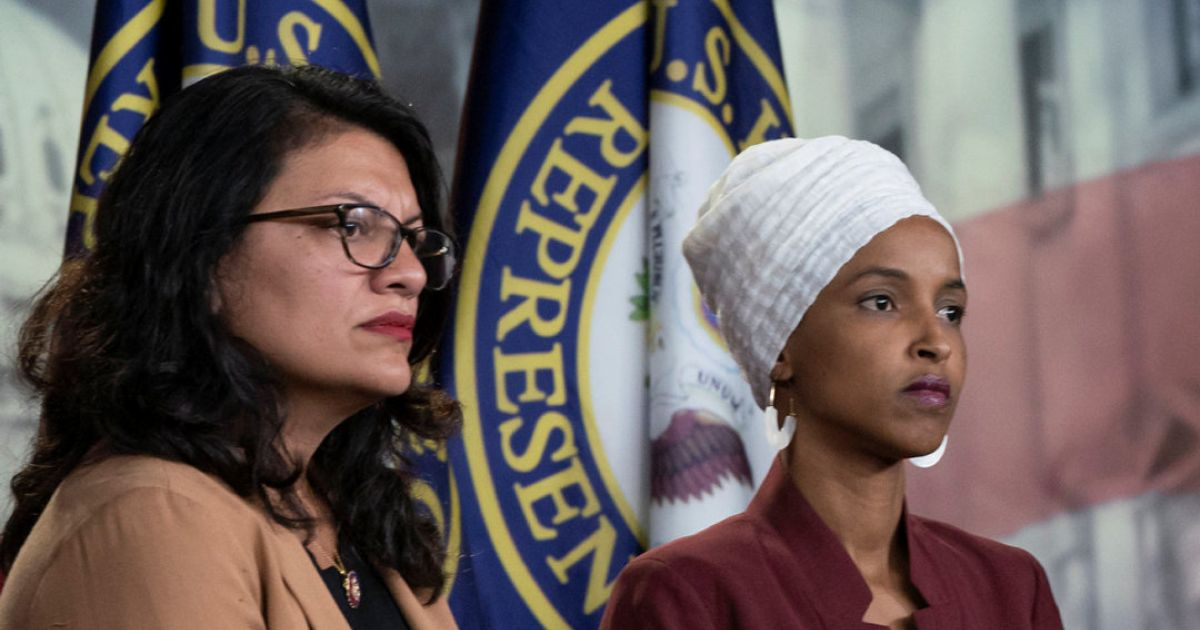 Netanyahu to Decide Whether Ilhan Omar and Rashida Tlaib Can Enter Israel, West Bank for Tour