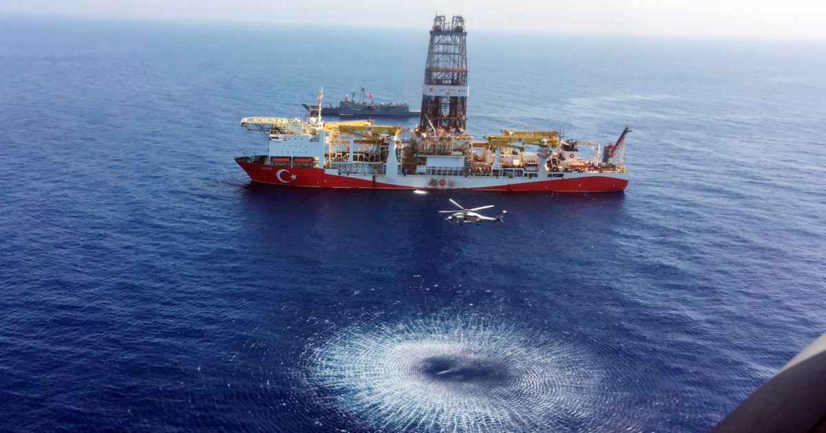 Analysis Turkey's Gas Drilling Off Cyprus Coast Could Send Shock Waves Across the Mediterranean