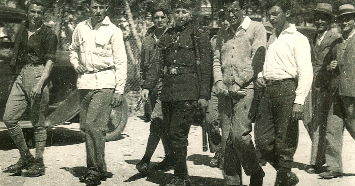 When Jews praised Mussolini and supported Nazis: Meet Israel's first fascists - Israel News -   Haaretz.com