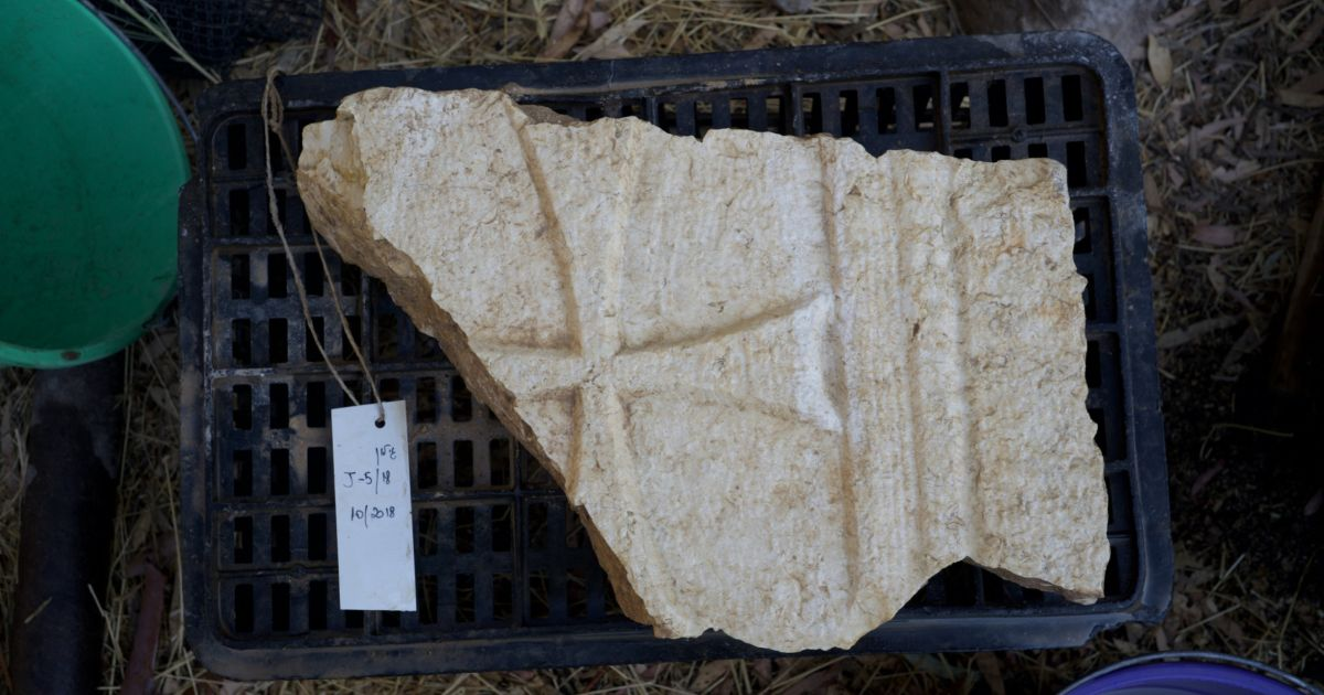 Archaeologists claim to have found the Church of the Apostles by Sea of Galilee
