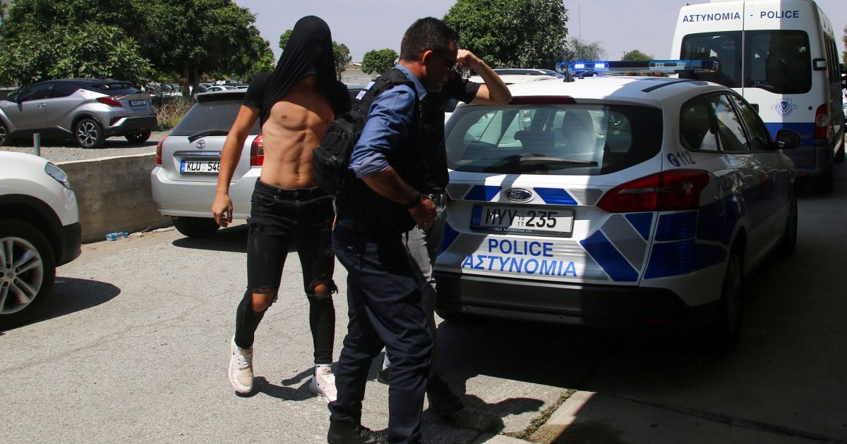 Cyprus Police Question 3 Rape Suspects for 7 1/2 Hours