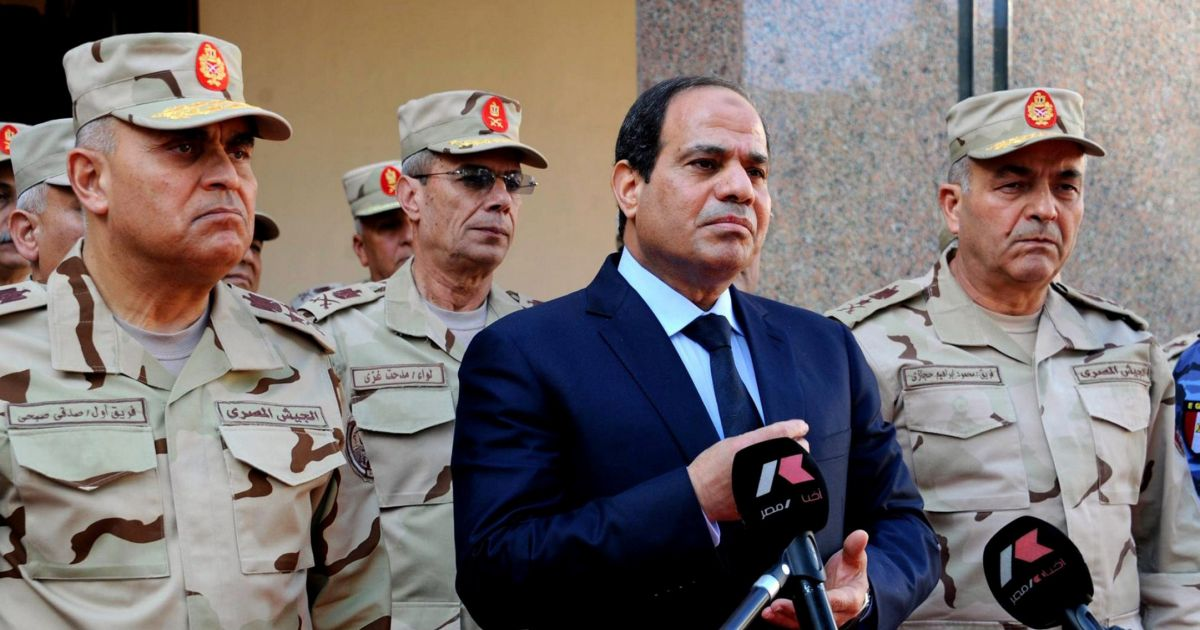 Opinion Forget Islamists, the IMF Is the Real Danger to the Egyptian Regime