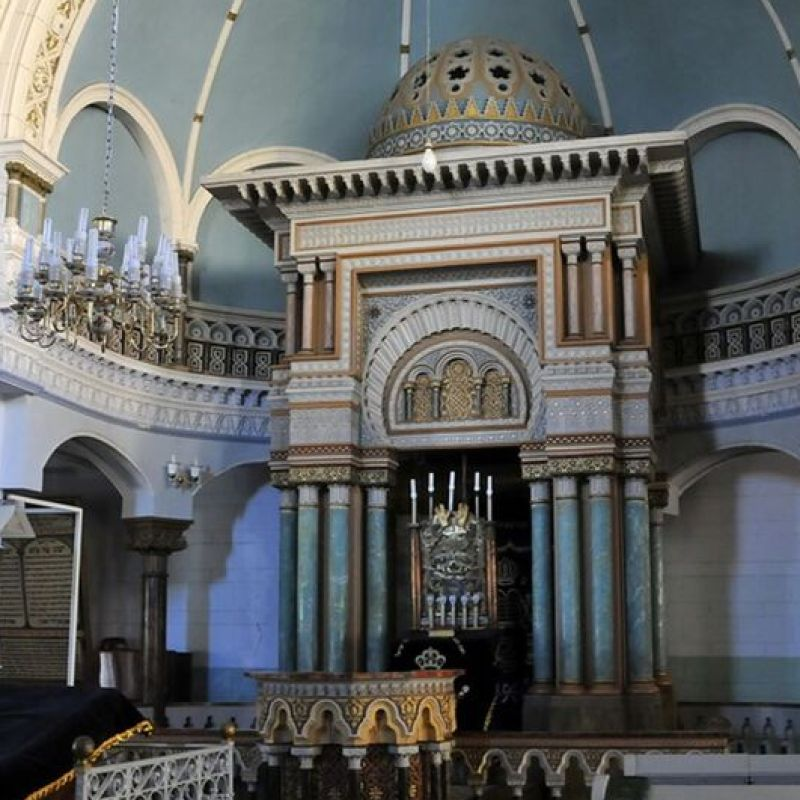 Lithuanian Jewish community reopens Vilnius synagogue 2 days