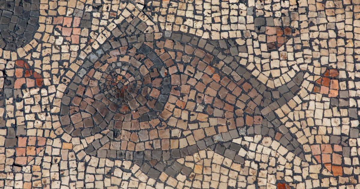 Miracle of the Multiplication mosaic found on 'wrong' side of Sea of Galilee - Archaeology - Haaretz.com
