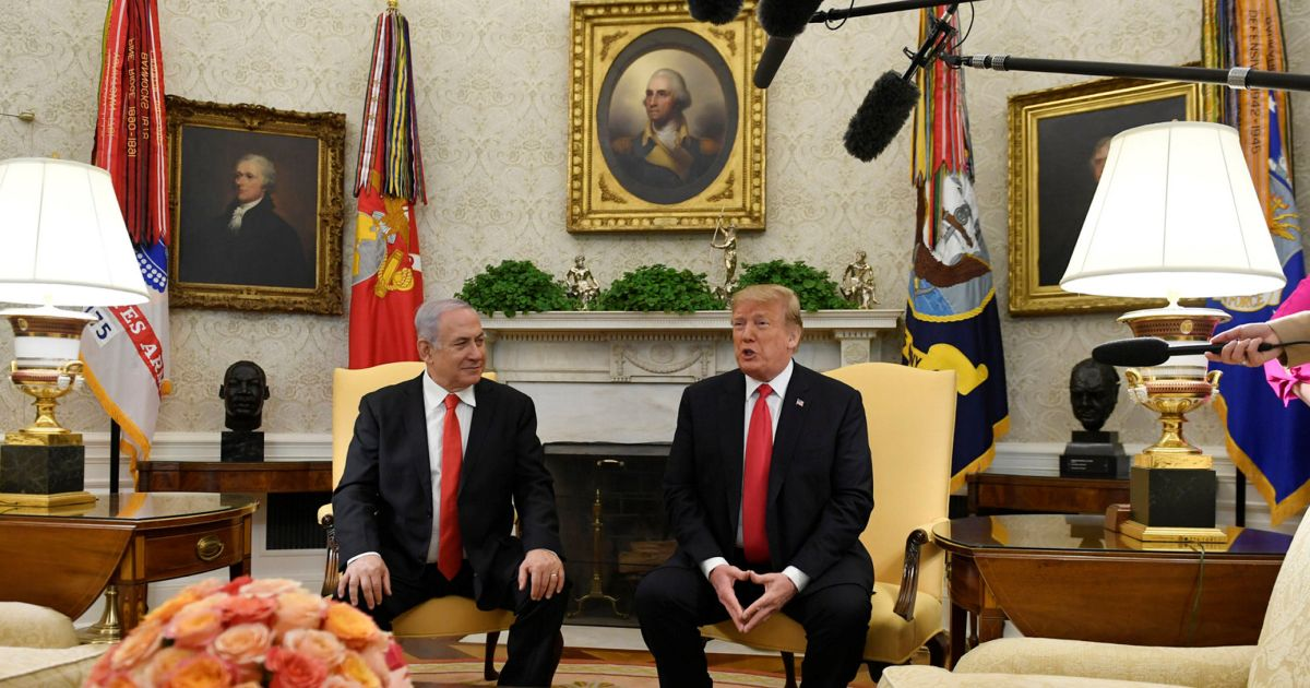 Netanyahu's silence on Trump's 'disloyal Jews,' and what it means for the fight against Iran
