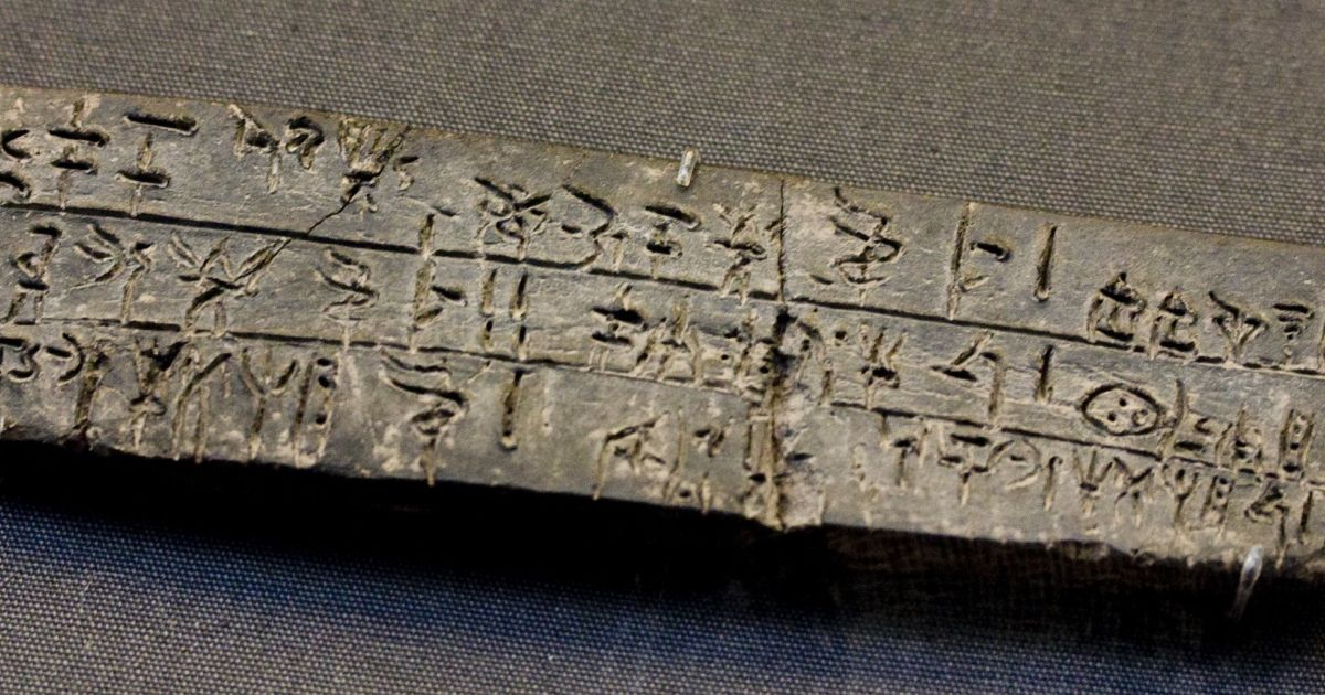 Ancient tablets may reveal what destroyed Minoan civilization