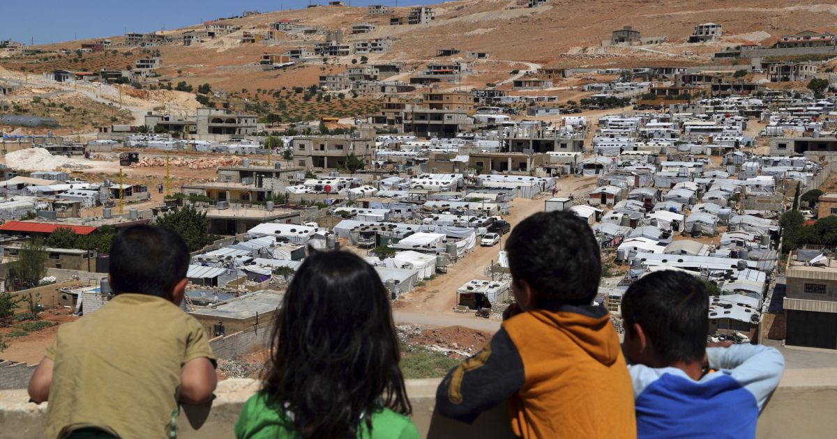 Are Syrian refugees destined to be the Palestinians of the