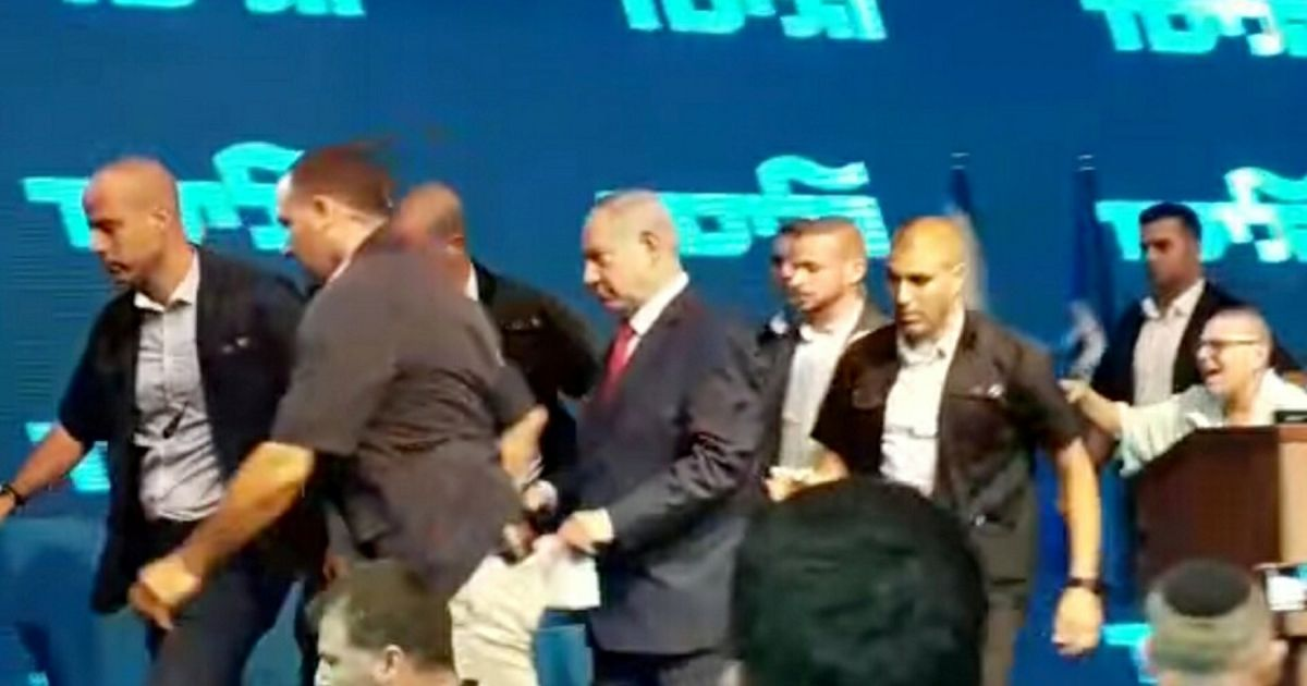 The 15-second video that could kill Netanyahu's rock-star election campaign - Israel Election 2019 - Haaretz.com