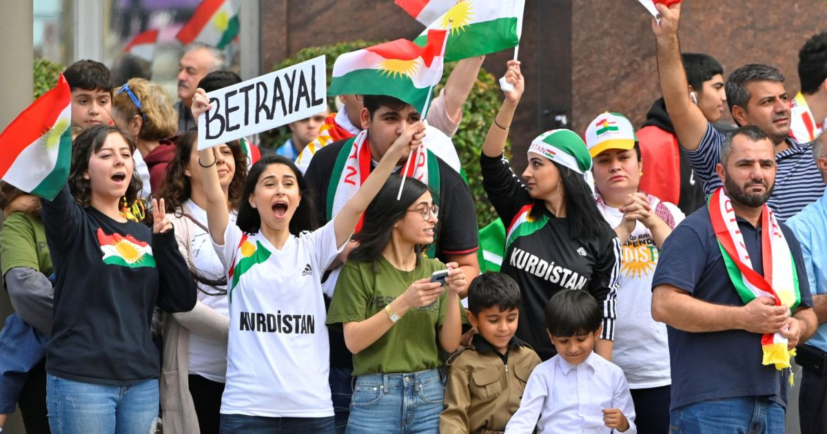 The Kurds lost Trump — but are winning the battle for U.S. public opinion