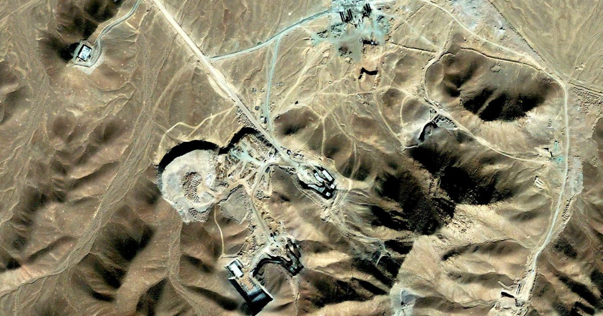 Iran To Resume Uranium Enrichment At Fordow Nuclear Plant