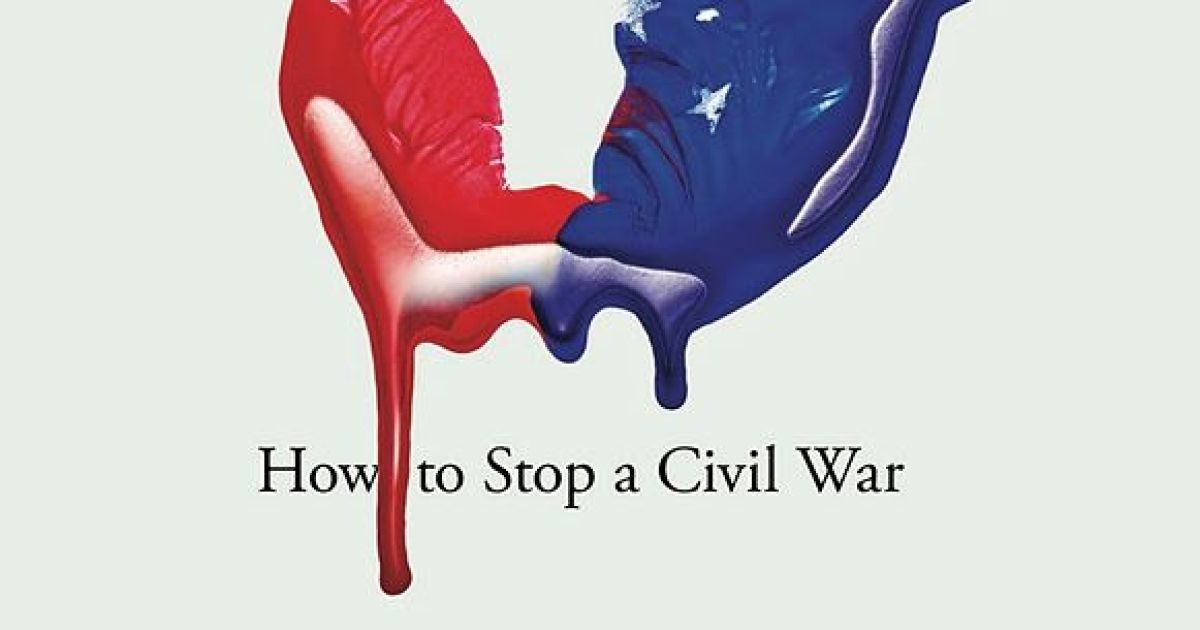 Atlantic Asks How a Second U.S. Civil War Can Be Avoided
