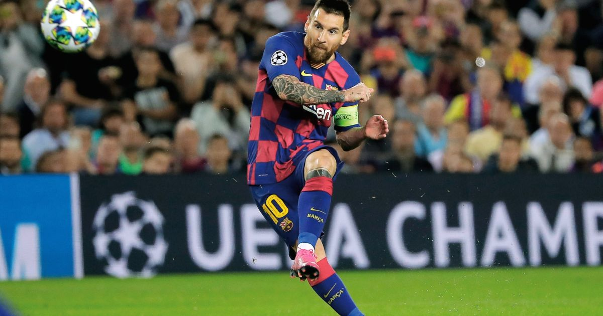 Why Messi is grossly overpaid and how blinking can expose our medical history