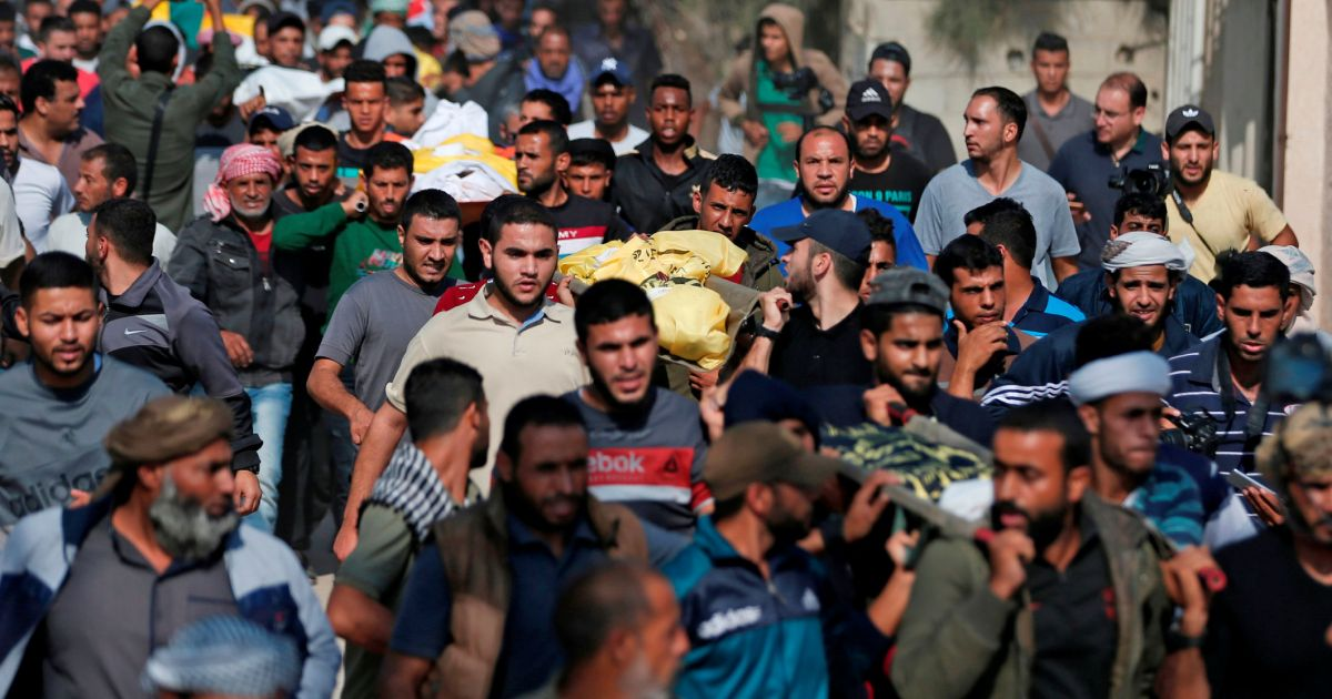 Israeli army admits: Strike that killed Gaza family was supposed to target empty house