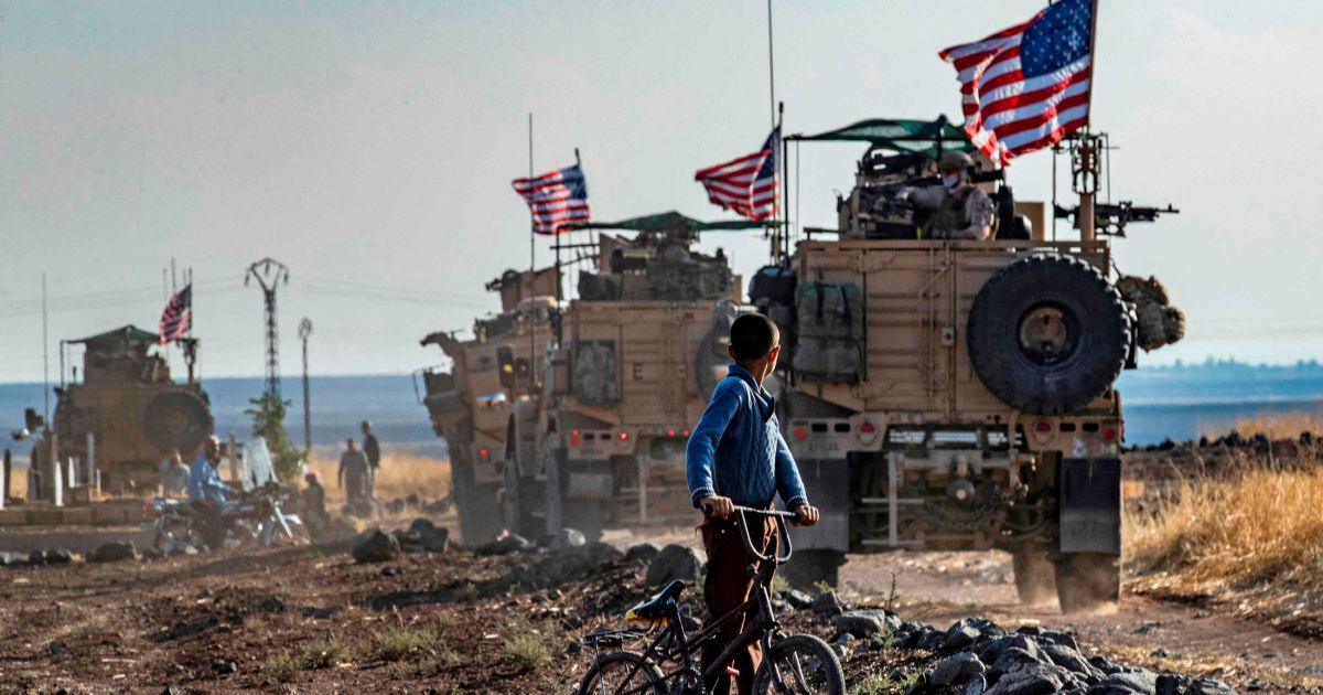 Trump warms to Syria Kurds again, alarming Russia and Turkey