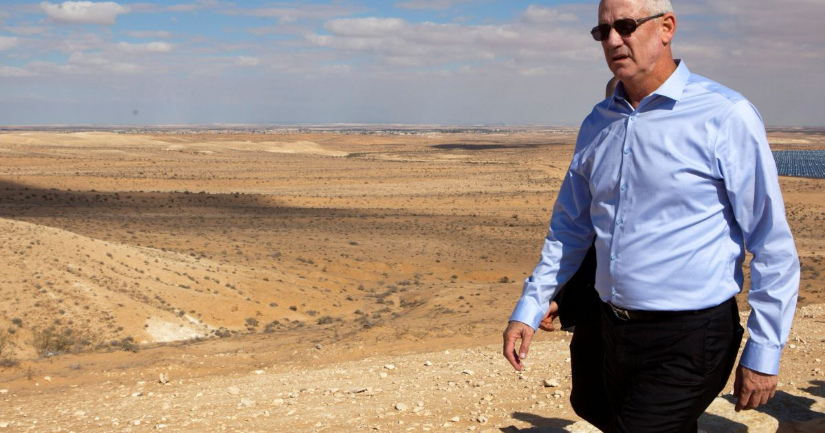 Neither Netanyahu nor Gantz is backing down. There's a 99% certainty Israel is going to election