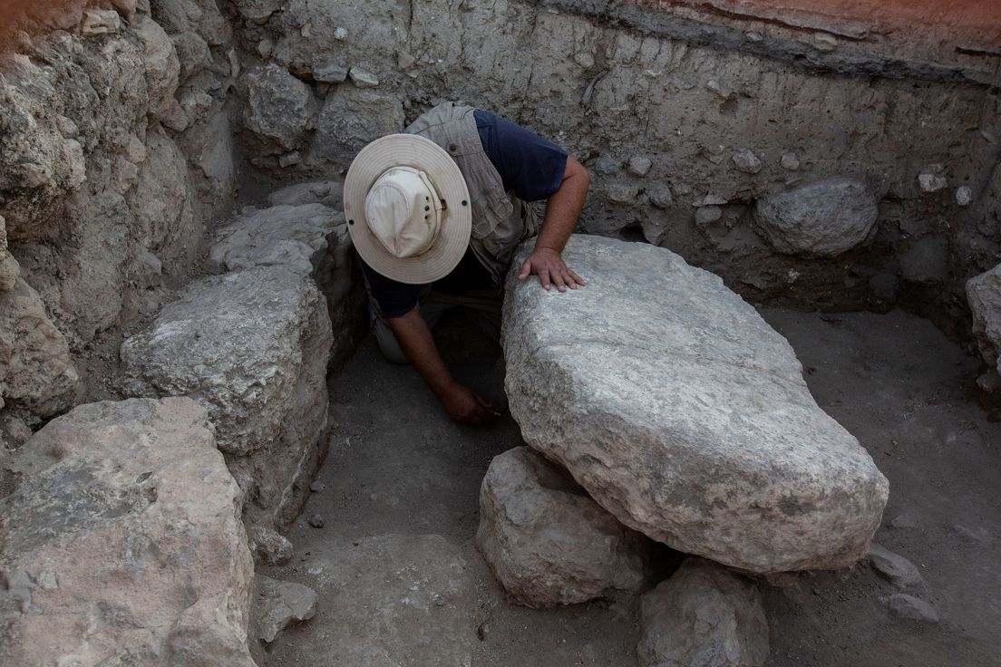 Location Of Beth Shemesh: Temple From Early Biblical Era Found Near Jerusalem May Be