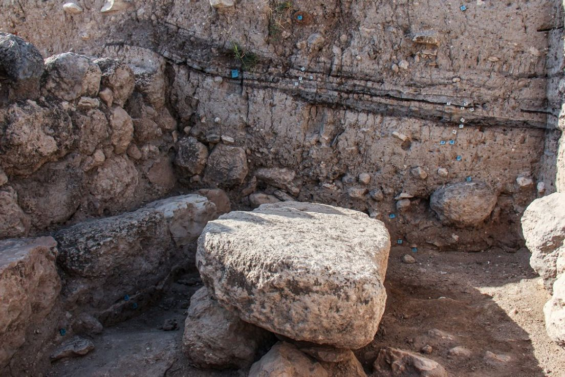 Beth Shemesh Philistines: Temple From Early Biblical Era Found Near Jerusalem May Be
