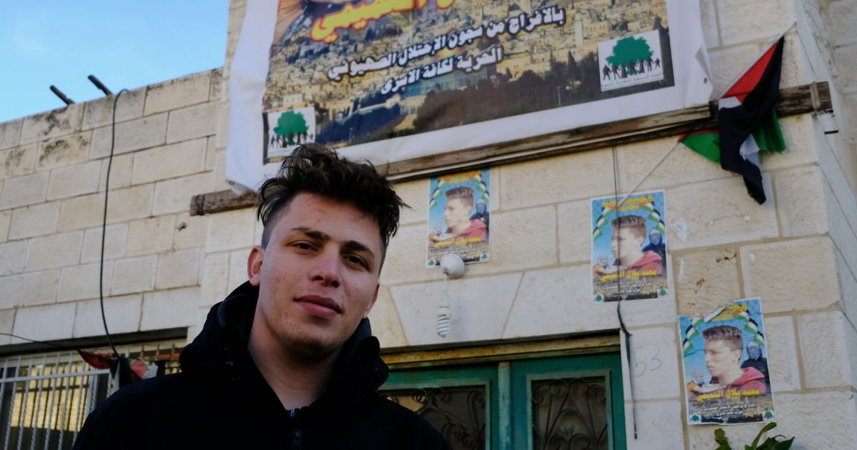 The Palestinian village that never sleeps (due to nighttime Israeli army raids)