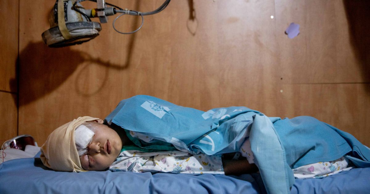 9-year-old Palestinian Was Hit by Police Fire and Lost an Eye. Israel Closed the Case