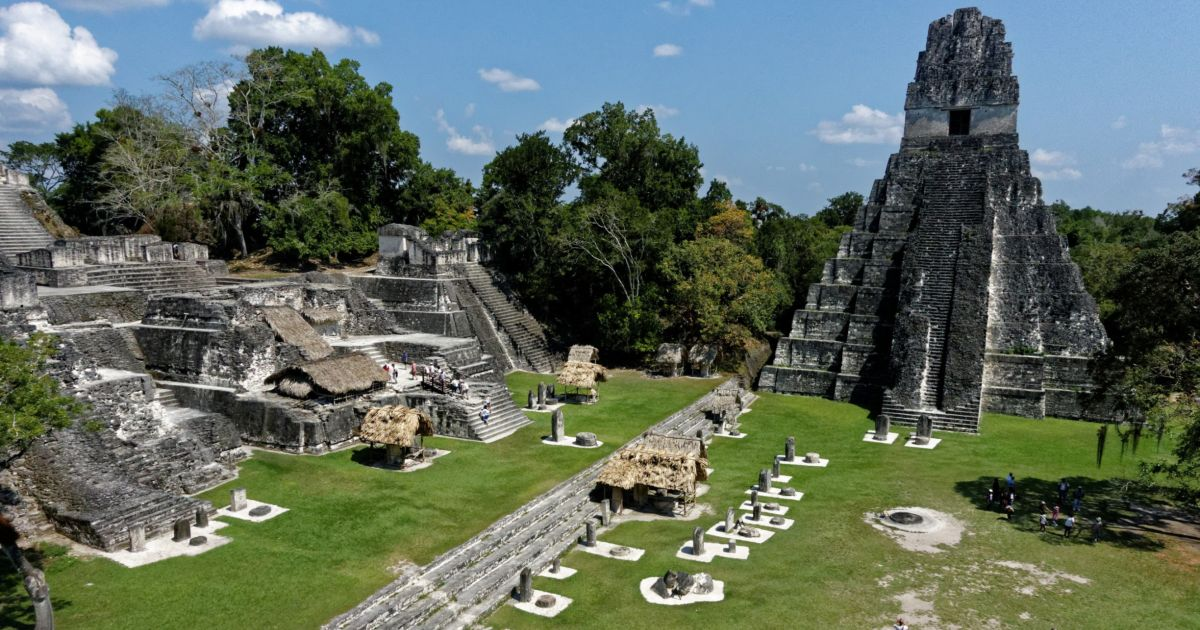 This Mayan City Died Out After Inadvertently Poisoning Its Own Water Supply. Our Mega-cities Could Be Next