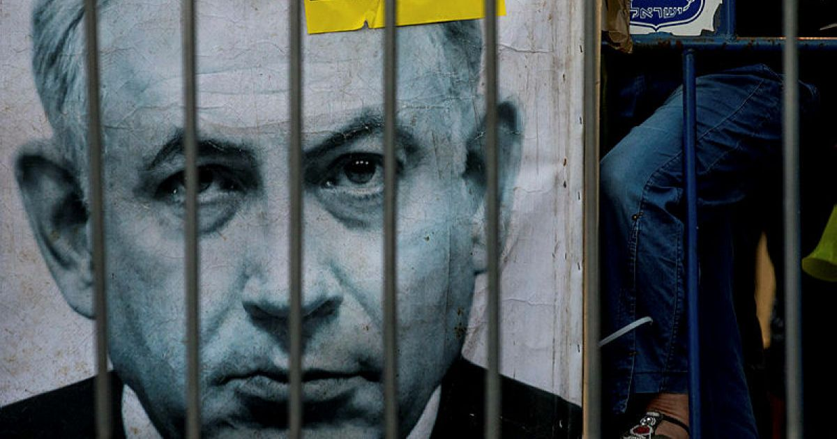 Vilify Netanyahu as much as he deserves, but who are you proposing instead? | Opinion