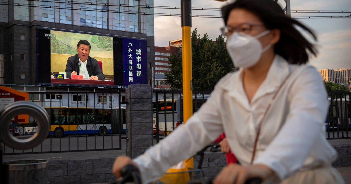 America vs. China? In this new cold war,...