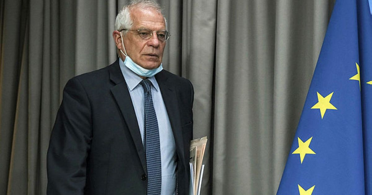 Annexation puts EU-Israel cooperation at risk, EU foreign affairs chief says