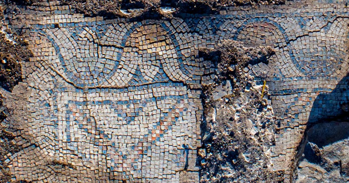 Sixth-century Church Found by Circassian Village Near Mount Tabor