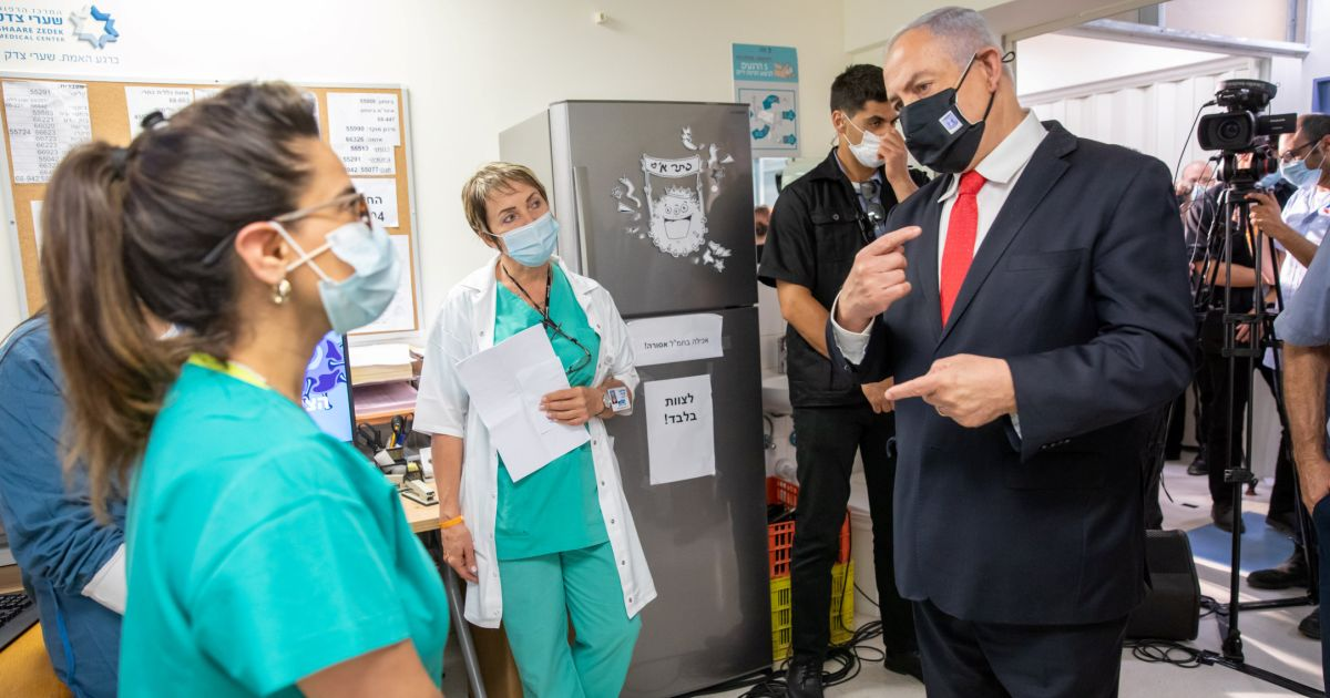 Coronavirus Israel Live: Death Toll Nears 600; More Than 100 Patients on Life Support