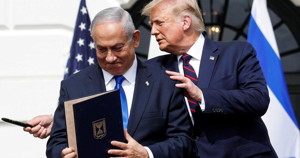 Bipartisan House Bill Backs Israel's Deals With UAE, Bahrain, Calls on Other States to Join