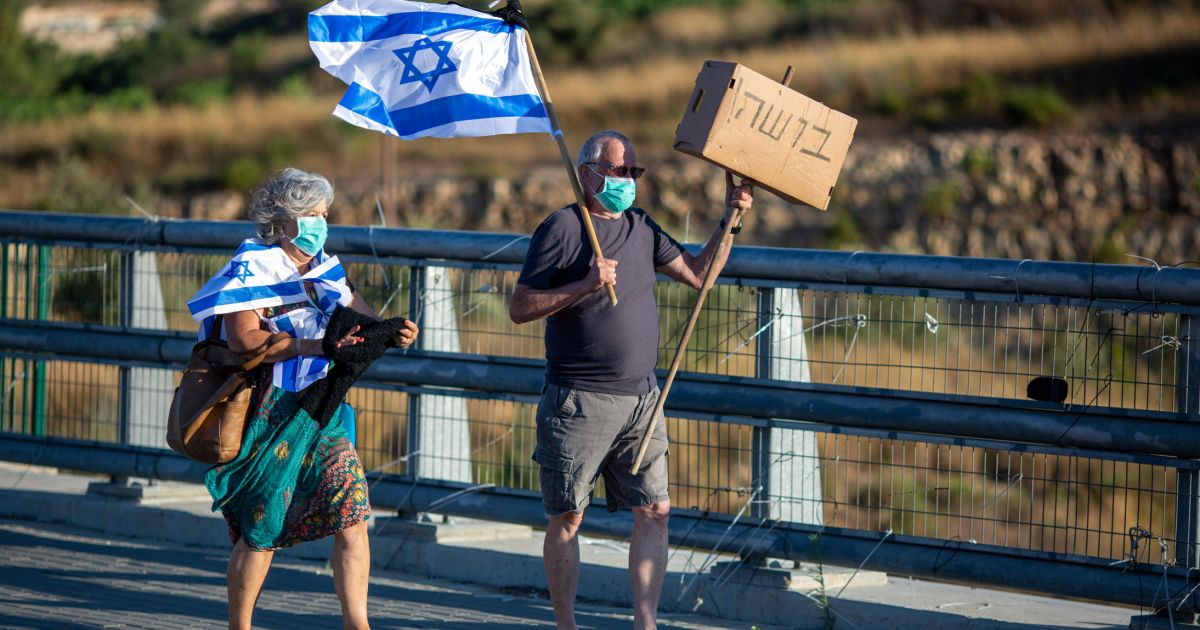 Israeli: Government approves stricter lockdown, limiting protests