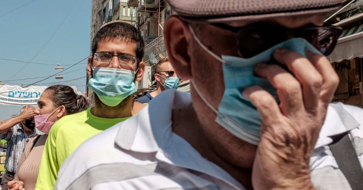 Israel Breaks Daily Coronavirus Infections Record With 9,200 New Cases