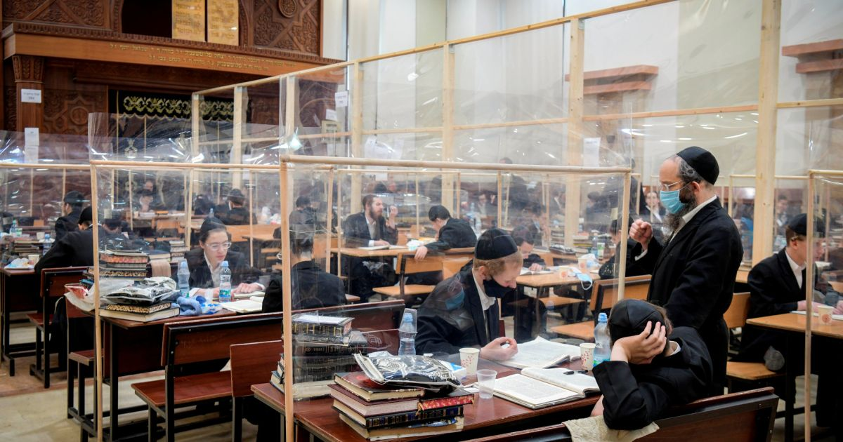 Tens of Thousands of Yeshiva Students Sent Home Without Coronavirus Test Results
