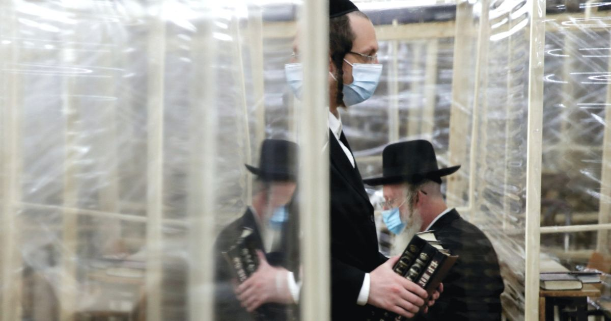 Haredim Are Willing to Sicken and Die, With the Help of Israel's Leaders