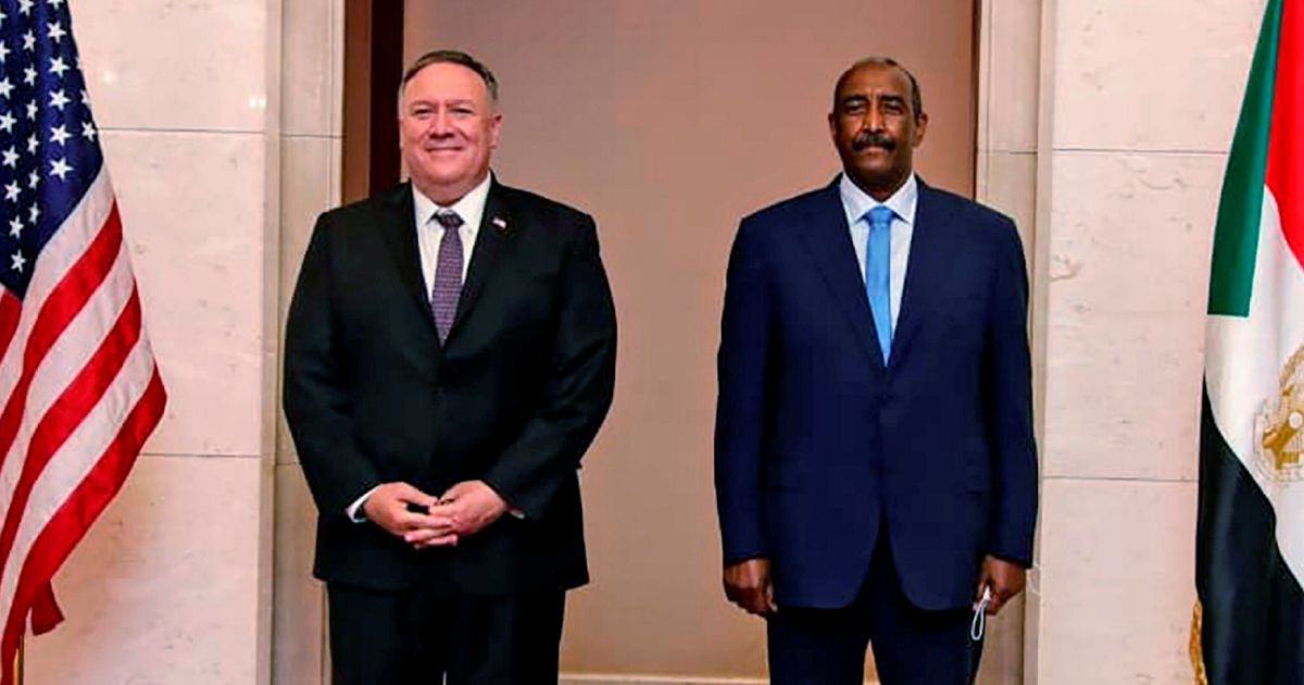 Trump Is Bullying Sudan Into Embracing Israel. It Won't End Well