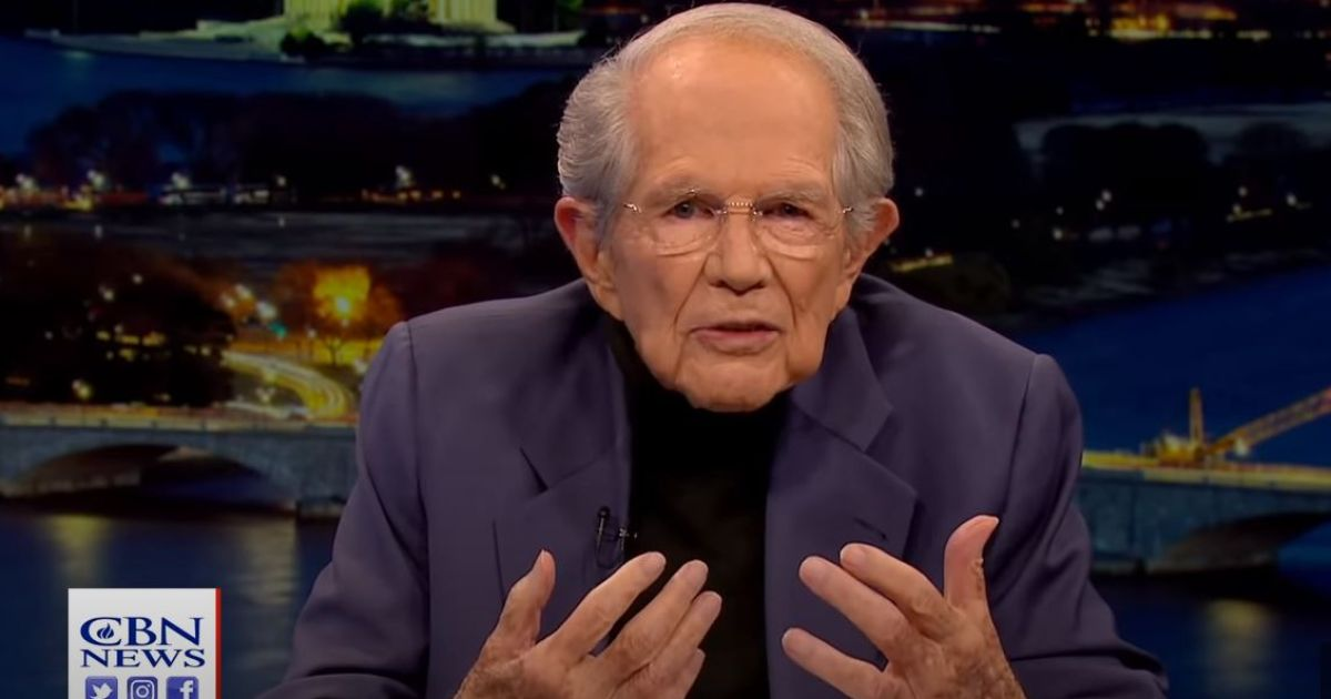 Pat Robertson: Trump Will Win, Followed by War on Israel and the End of Times