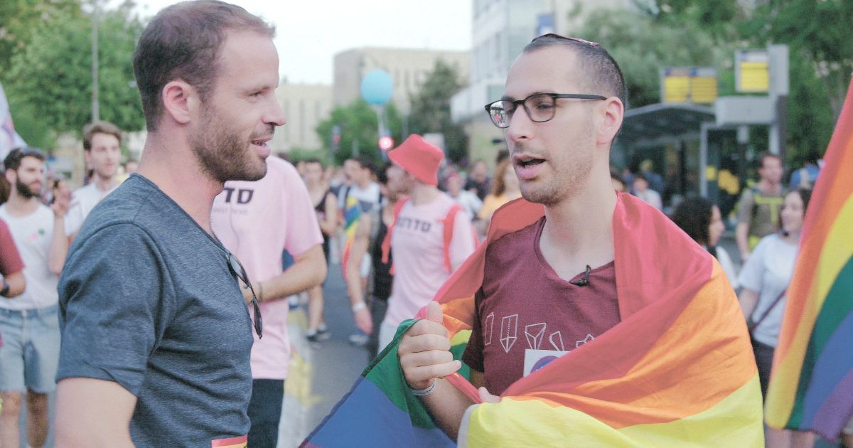 'The LGBT issue is slicing Israel's religious-Zionist community in two'