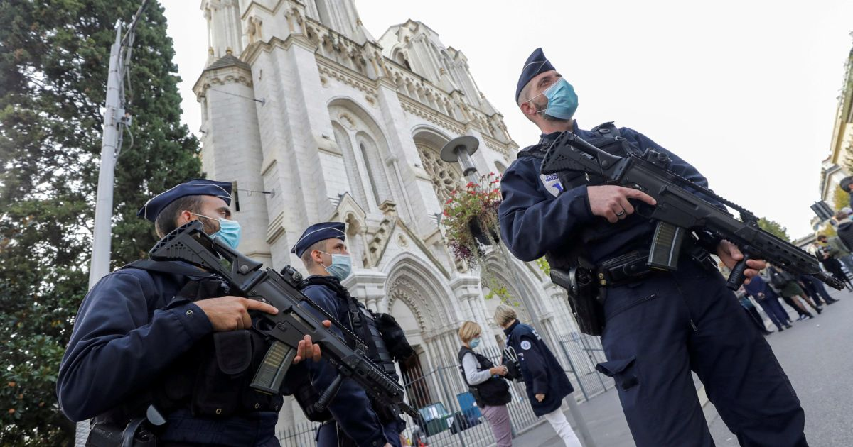 French minister warns of more attacks as man arrested over links to Nice suspect