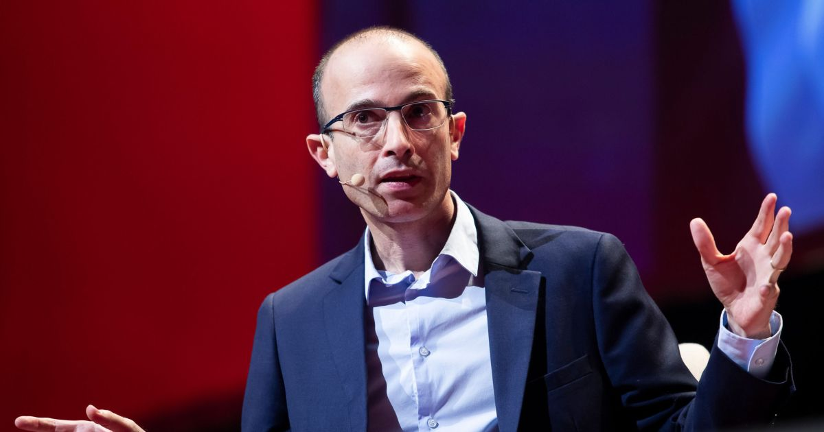 What Yuval Noah Harari Thinks About Women's Fight for Equal Rights at the Western Wall
