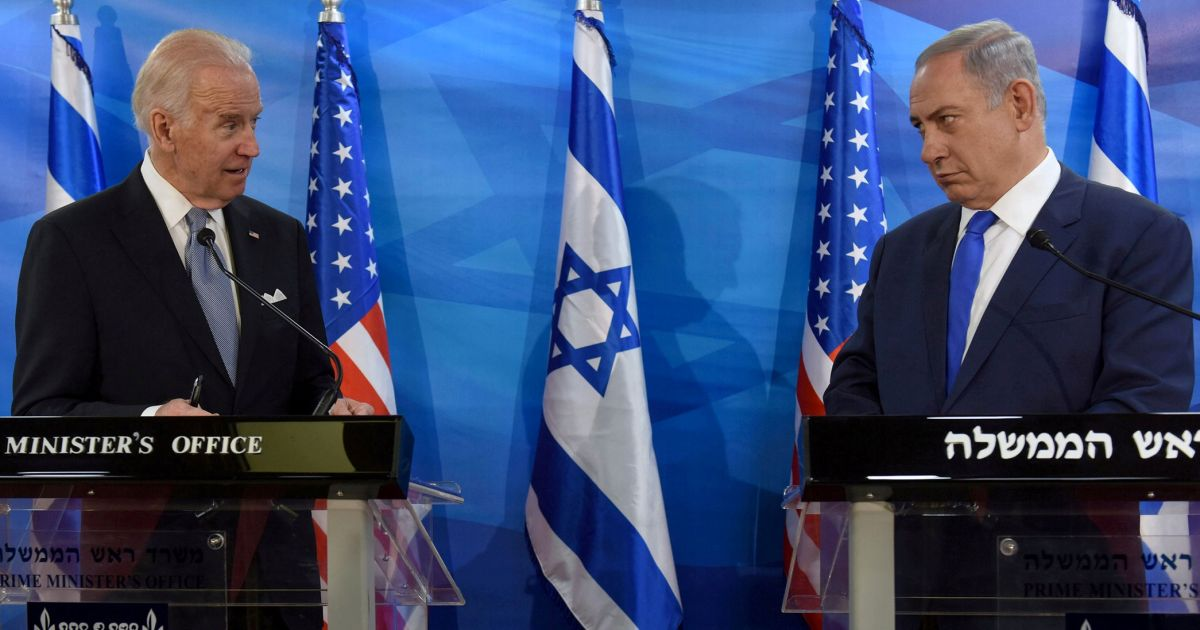 A Massive Syria Strike, and an Israeli Message to Biden