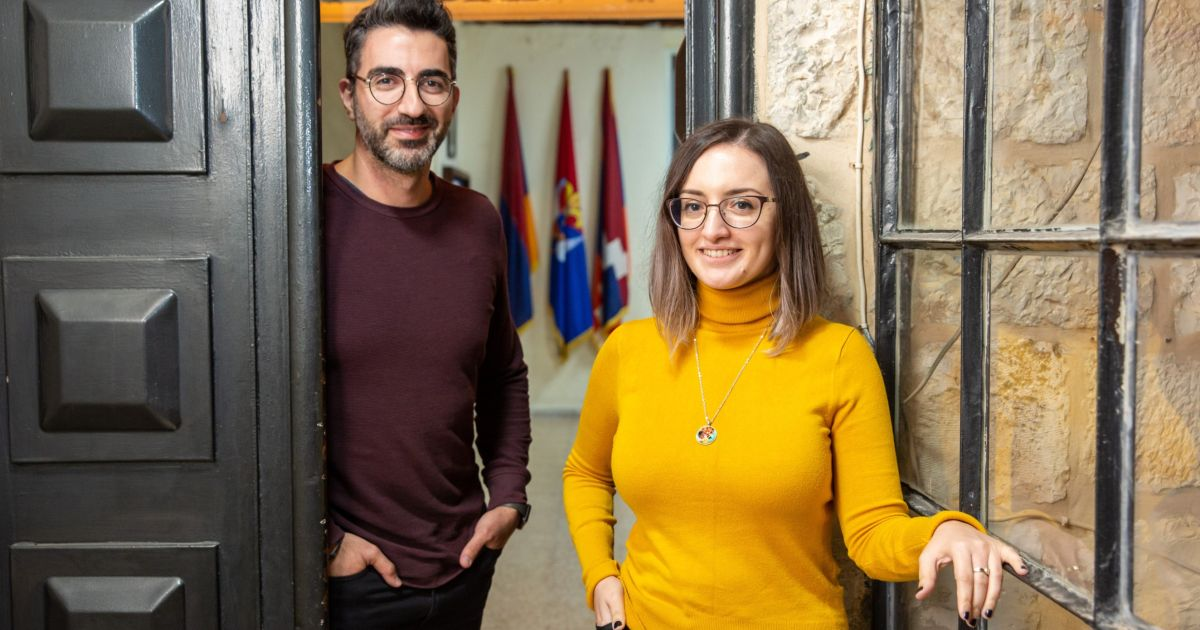 For Armenians in Israel, a Sad Holiday and an Identity Crisis Following Nagorno-Karabakh Conflict