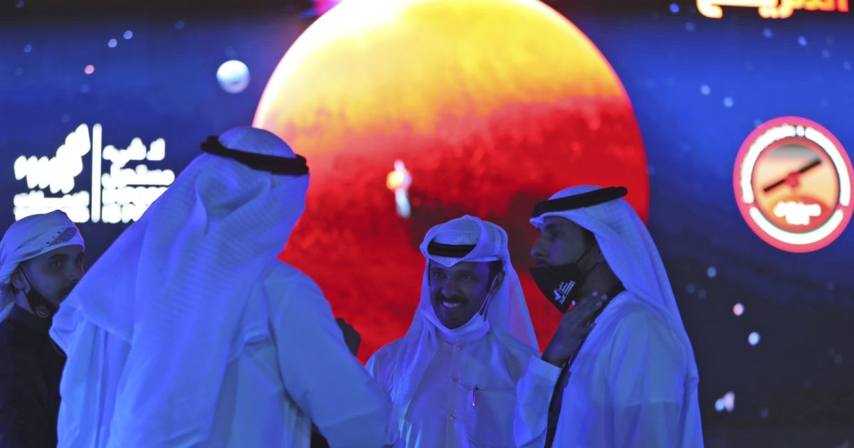 The UAE's Mars Mission Is More About Hype Than Science
