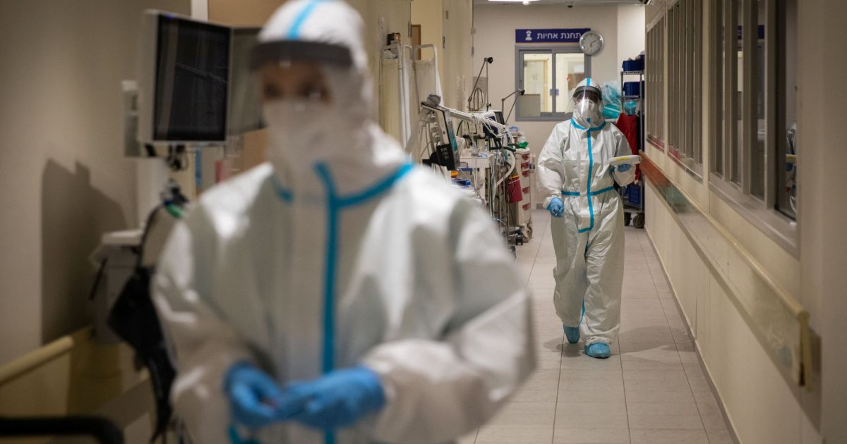 Coronavirus Live Israel: Number of Seriously Ill Patients Hits Two-month Low, Data Shows